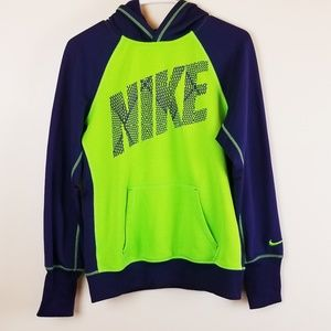 Nike Therma Fit Pullover Hoodie Size M Uni…